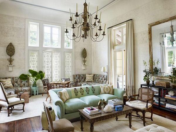 Phong cách nội thất cổ điển Vintage