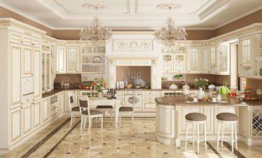 Phong cách thiết kế nội thất tân cổ điển là gì?
