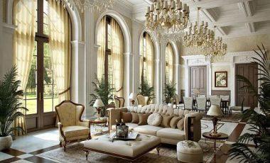 Phong cách cổ điển là gì? Đặc điểm của thiết kế nội thất Cổ Điển