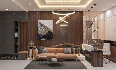 Phong cách thiết kế nội thất hiện đại có đặc điểm gì?