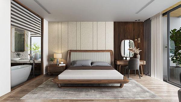 Phong cách hiện đại trong thiết kế nội thất