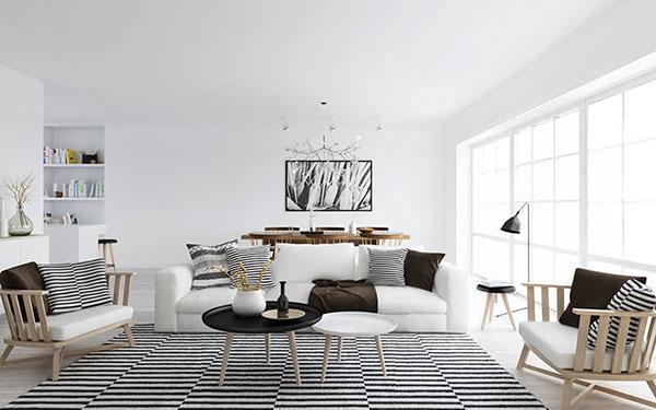 Đơn giản, chức năng, vẻ đẹp là yếu tố tạo nên phong cách Scandinavian