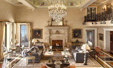 Phong cách nội thất Baroque : Tinh tế và cao cấp