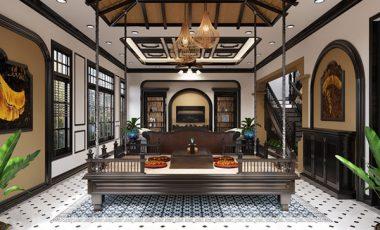Phong cách Đông Dương (Indochine Style) là gì?