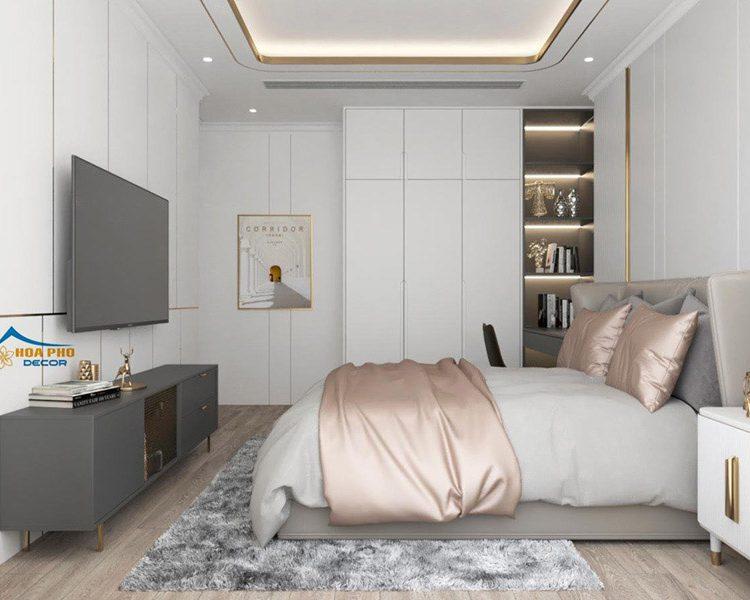 thiết kế căn hộ 3 phòng ngủ tại vinhomes central park