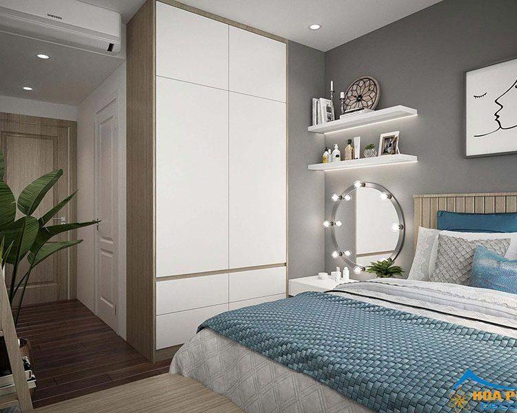 Khám phá thiết kế nội thất căn hộ hiện đại tại Richstar 5