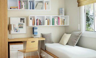 Cách bố trí phòng ngủ diện tích nhỏ từ 5m2 – 15m2