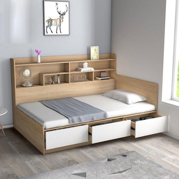 Giường ngủ đa năng tiện nghi cho việc sử dụng