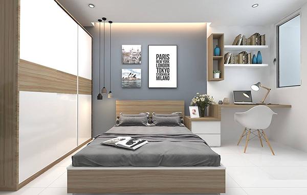 Cách sắp xếp phòng ngủ theo phong thủy