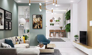 Kinh nghiệm sắm đồ nhà mới và cách bố trí đồ đạc trong nhà