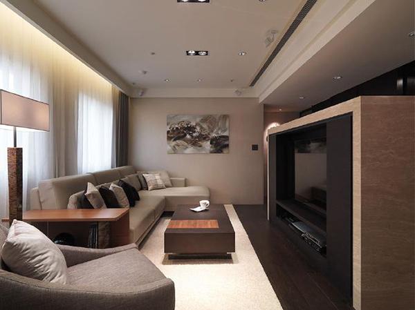 Màu sơn phòng khách hiện đại, tô điểm không gian sống