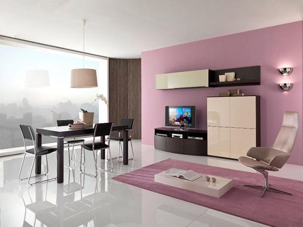 Vẻ đẹp nội thất phòng khách hiện đại, quý phái đến từng yếu tố