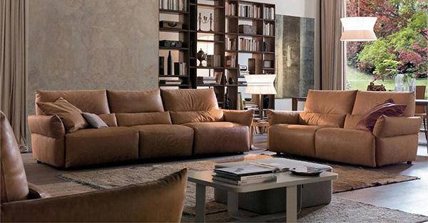 Sơn tường và nội thất cùng tông màu nâu ấm mang đến vẻ đẹp cổ điển, sang trọng