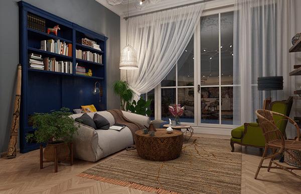 Sự xuất hiện của Art Deco mang đến làn gió mới cho thiết kế nội thất