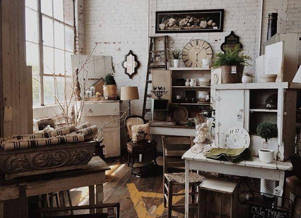 Cách sắp đặt đồ nội thất Bazaar ấn tượng, thanh lịch