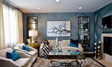 Phong cách Art Deco tái hiện trong thiết kế nội thất