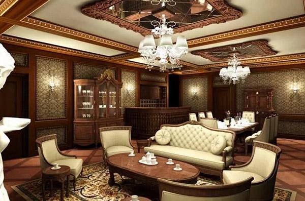 Chất liệu gỗ cao cấp được sử dụng trong các món đồ nội thất