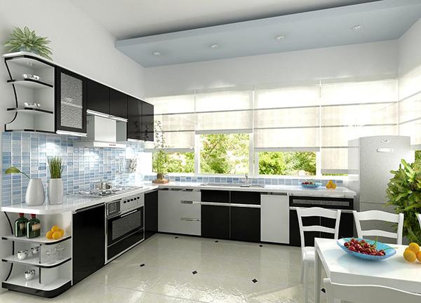 Vị trí đặt bếp nấu cần đảm bảo yếu tố phong thủy