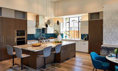 10 xu hướng thiết kế phòng bếp hiện đại sang trọng