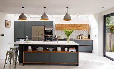 +25 Mẫu bàn đảo bếp hiện đại được thiết kế tiện nghi