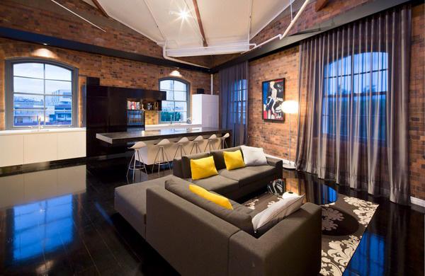 Cách bố trí nội thất Urban Style tạo nên vẻ đẹp ngẫu hứng lan tỏa
