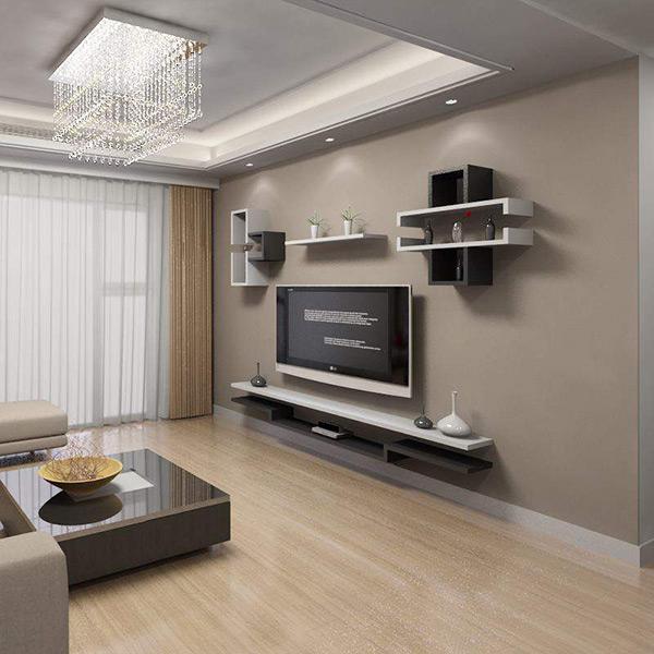Kiểu dáng tủ nhỏ gọn, phù hợp với căn hộ có diện tích hạn chế
